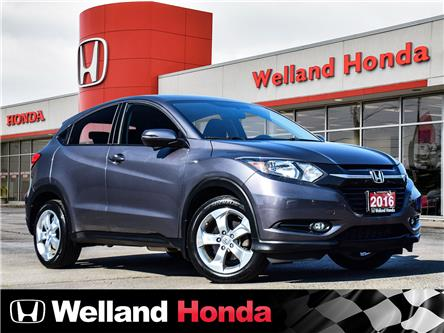 2016 Honda HR-V EX (Stk: U6848) in Welland - Image 1 of 22