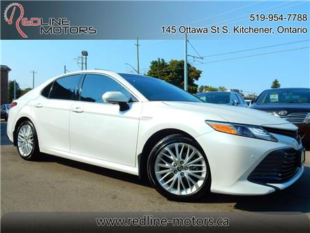 2018 Toyota Camry Hybrid  (Stk: 4T1B21) in Kitchener - Image 1 of 27