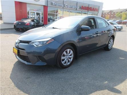 2016 Toyota Corolla  (Stk: 91633A) in Peterborough - Image 1 of 17