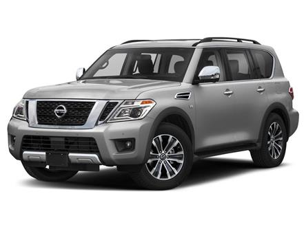 2017 Nissan Armada SL (Stk: L404789A) in Surrey - Image 1 of 9