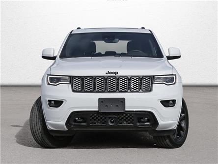 2021 Jeep Grand Cherokee Laredo (Stk: 21-027) in Uxbridge - Image 1 of 21