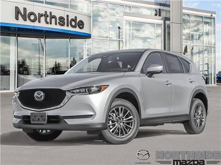 2021 Mazda CX-5 GS (Stk: M21049) in Sault Ste. Marie - Image 1 of 23