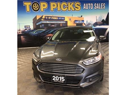 2015 Ford Fusion SE (Stk: 119423) in NORTH BAY - Image 1 of 26