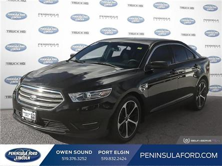 2016 Ford Taurus SEL (Stk: 20ES35A) in Owen Sound - Image 1 of 25