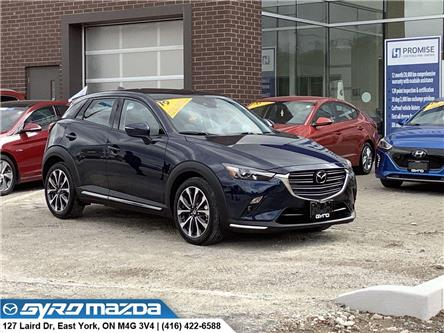 2019 Mazda CX-3 GT (Stk: 30103A) in East York - Image 1 of 30