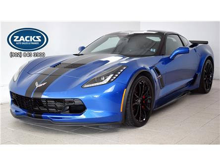 2019 Chevrolet Corvette Grand Sport (Stk: 17252) in Truro - Image 1 of 30
