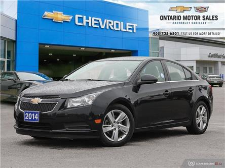 2014 Chevrolet Cruze DIESEL (Stk: 13791A) in Oshawa - Image 1 of 36