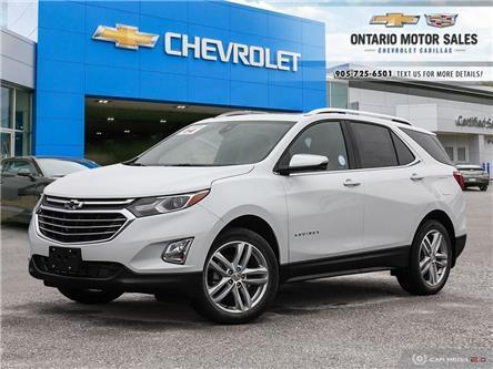 2021 Chevrolet Equinox Premier (Stk: T1103171) in Oshawa - Image 1 of 19
