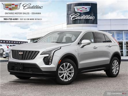 2021 Cadillac XT4 Luxury (Stk: T1008854) in Oshawa - Image 1 of 19