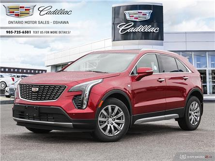 2021 Cadillac XT4 Premium Luxury (Stk: T1010102) in Oshawa - Image 1 of 19