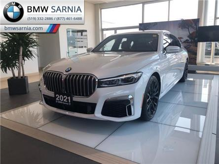 2021 BMW 750  (Stk: B2102) in Sarnia - Image 1 of 25