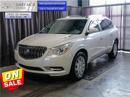 2017 Buick Enclave Leather (Stk: 0SF1955B) in Red Deer - Image 1 of 26