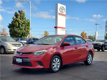 2016 Toyota Corolla  (Stk: P2551) in Bowmanville - Image 1 of 25