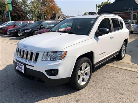 2012 Jeep Compass Sport/North (Stk: 50825) in Belmont - Image 1 of 24