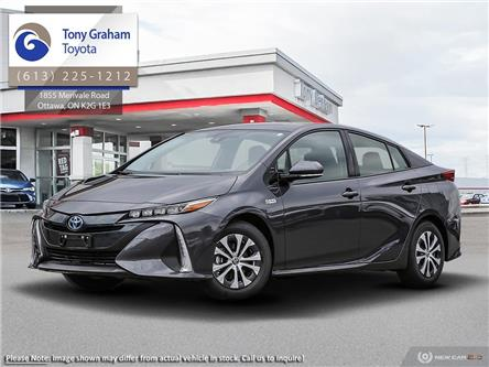 2021 Toyota Prius Prime Upgrade (Stk: 59897) in Ottawa - Image 1 of 22