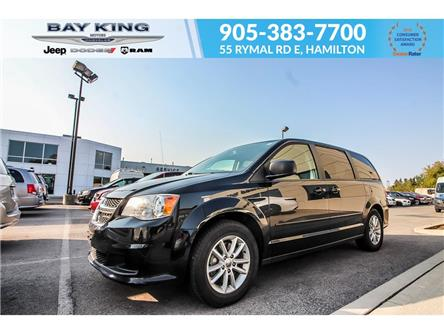 2017 Dodge Grand Caravan CVP/SXT (Stk: 203552A) in Hamilton - Image 1 of 9