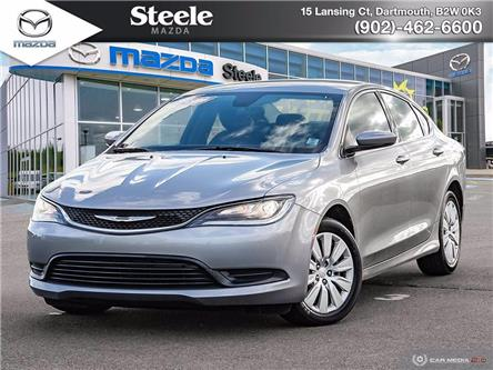 2015 Chrysler 200 LX (Stk: 104442A) in Dartmouth - Image 1 of 28
