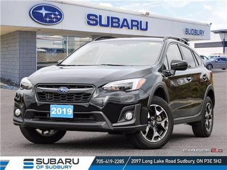 2019 Subaru Crosstrek Sport (Stk: S20270A) in Sudbury - Image 1 of 26