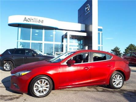 2018 Mazda Mazda3 50th Anniversary Edition (Stk: H2202A) in Milton - Image 1 of 11