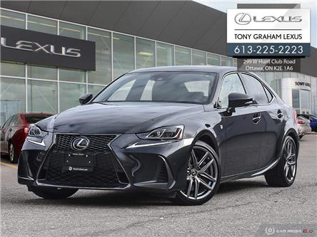 2020 Lexus IS 350 Base (Stk: Y3854) in Ottawa - Image 1 of 30