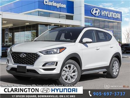 2021 Hyundai Tucson Preferred w/Sun & Leather Package (Stk: 20652) in Clarington - Image 1 of 24