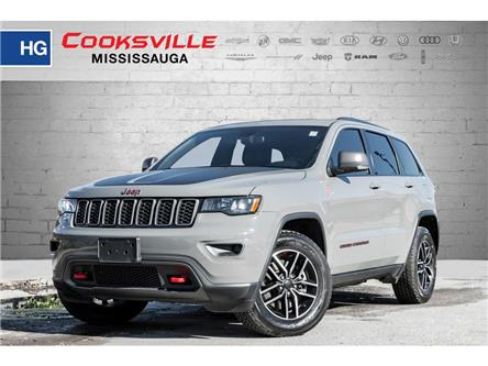 2020 Jeep Grand Cherokee Trailhawk (Stk: 8310PR) in Mississauga - Image 1 of 20