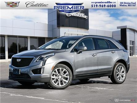 2021 Cadillac XT5 Sport (Stk: 210047) in Windsor - Image 1 of 27