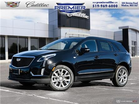 2021 Cadillac XT5 Sport (Stk: 210022) in Windsor - Image 1 of 27
