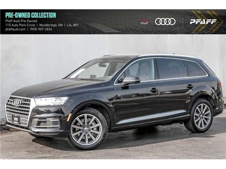 2018 Audi Q7 3.0T Technik (Stk: C7891) in Vaughan - Image 1 of 21