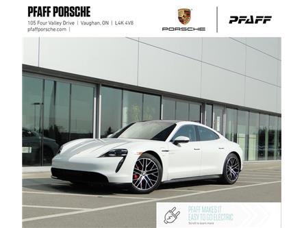 2020 Porsche Taycan 4S (Stk: P16092) in Vaughan - Image 1 of 19