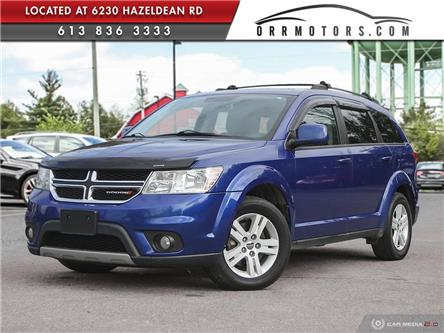 2012 Dodge Journey SXT & Crew (Stk: 6180-1) in Stittsville - Image 1 of 27