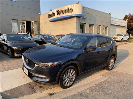 2020 Mazda CX-5 GT w-Turbo Auto AWD (Stk: DEMO85375) in Toronto - Image 1 of 15