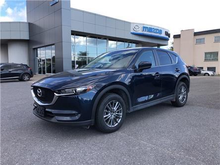 2018 Mazda CX-5 GX (Stk: 20T103A) in Kingston - Image 1 of 2