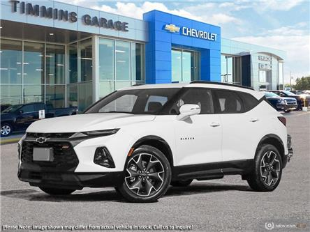 2021 Chevrolet Blazer RS (Stk: 21037) in Timmins - Image 1 of 23