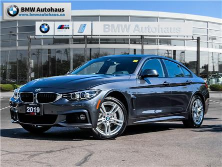2019 BMW 430i xDrive Gran Coupe (Stk: P9746) in Thornhill - Image 1 of 32