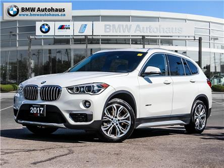 2017 BMW X1 xDrive28i (Stk: P9747) in Thornhill - Image 1 of 29