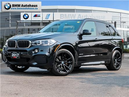 2017 BMW X5 xDrive35i (Stk: P9758) in Thornhill - Image 1 of 34