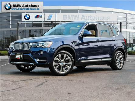 2017 BMW X3 xDrive28i (Stk: P9707) in Thornhill - Image 1 of 30