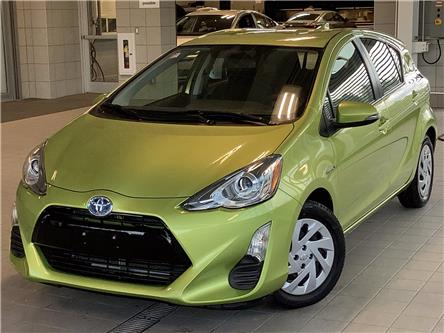 2016 Toyota Prius C Base (Stk: P19280) in Kingston - Image 1 of 25