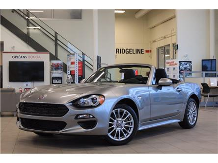 2017 Fiat 124 Spider Classica (Stk: P0981) in Orléans - Image 1 of 25