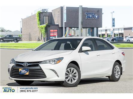 2015 Toyota Camry LE (Stk: 020243) in Milton - Image 1 of 19