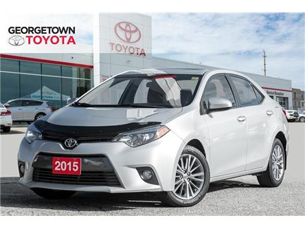 2015 Toyota Corolla LE (Stk: 15-93281GP) in Georgetown - Image 1 of 19