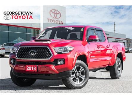 2018 Toyota Tacoma SR5 (Stk: 18-37192GT) in Georgetown - Image 1 of 17