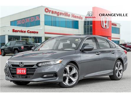 2019 Honda Accord Touring 1.5T (Stk: V20075A) in Orangeville - Image 1 of 22