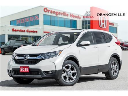 2018 Honda CR-V EX-L (Stk: V20205A) in Orangeville - Image 1 of 22