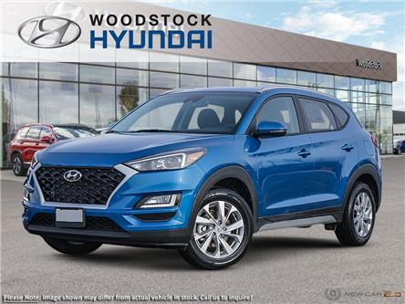 2021 Hyundai Tucson Preferred (Stk: TN21018) in Woodstock - Image 1 of 23