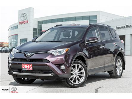 2016 Toyota RAV4 Limited (Stk: 470143A) in Milton - Image 1 of 24