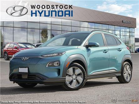 2021 Hyundai Kona EV Ultimate (Stk: KA21005) in Woodstock - Image 1 of 23