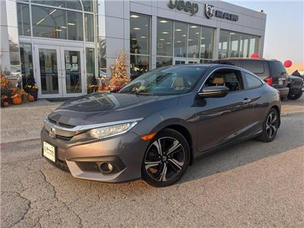 2018 Honda Civic Touring (Stk: 03154-OC) in Orangeville - Image 1 of 22