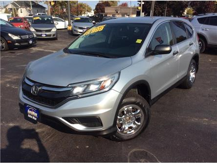 2016 Honda CR-V LX (Stk: A9207) in Sarnia - Image 1 of 30